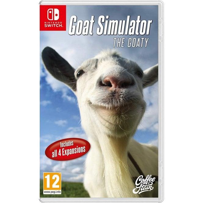 Goat Simulator The Goaty Switch