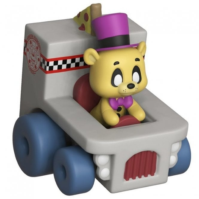 Golden Freddy Funko Super Racers