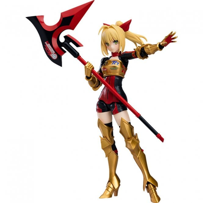 Good Smile Racing & Type Moon Racing figma Nero Claudius: Racing ver