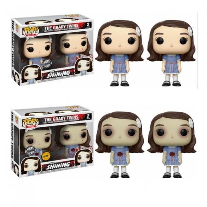 Grady Twins Exclusive POP! Vinyl 2-Pack