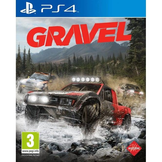 Gravel PS4