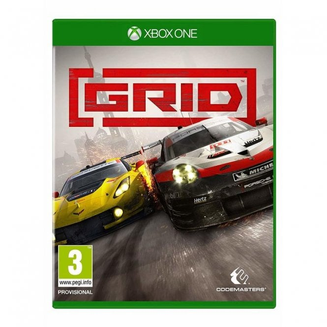 Grid Day One Edition Xbox