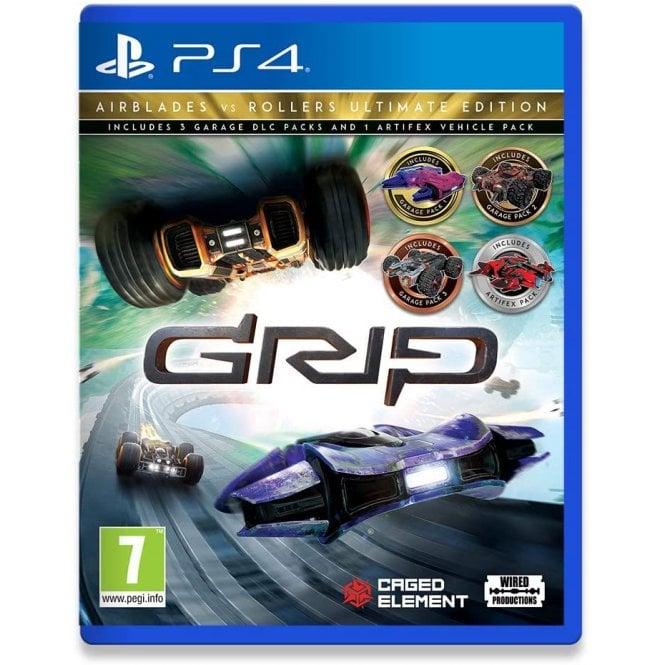 Grip Combat Racing Ultimate Edition PS4