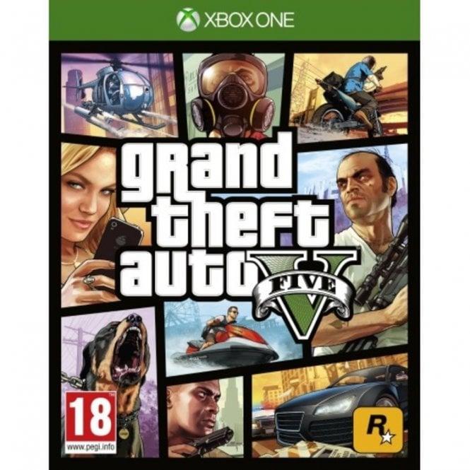 GTA V Xbox