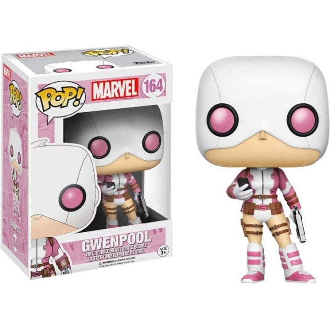 Gwenpool with Gun Exclusive POP! Vinyl