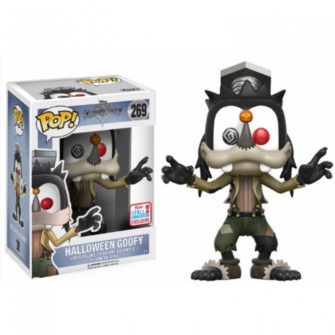 Halloween Goofy Exclusive POP! Vinyl