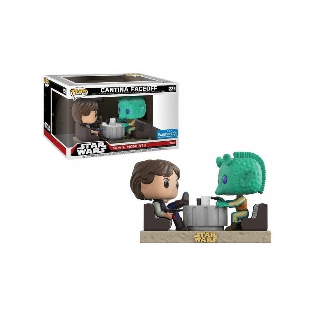 Movie Moments Darth Vader /& Obi-Wan Kenobi Limited Edition FUNKO Pop Star Wars