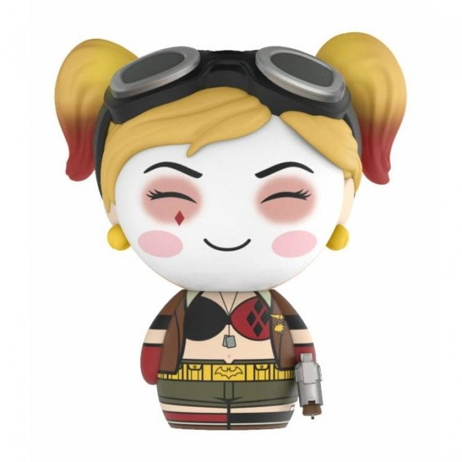 Harley Quinn Dorbz with Chase