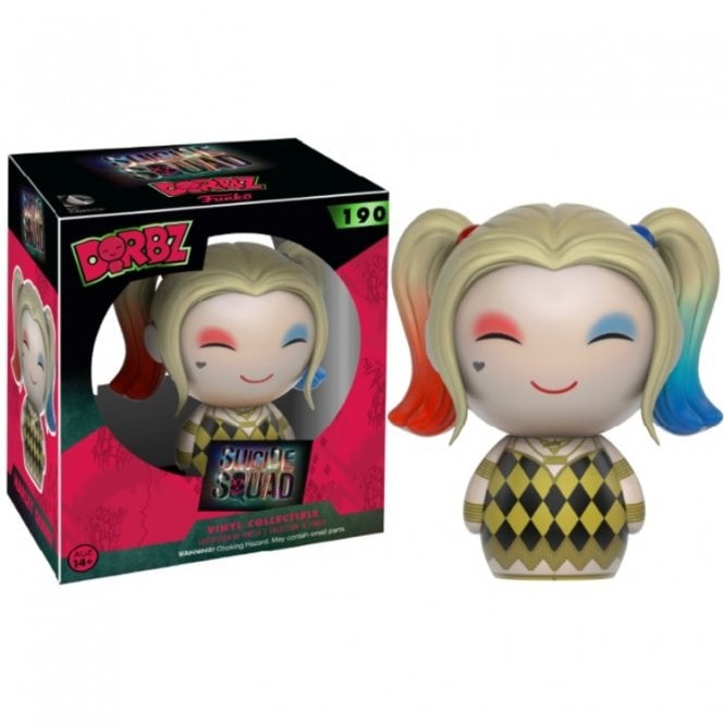 Harley Quinn in Gown Exclusive Dorbz