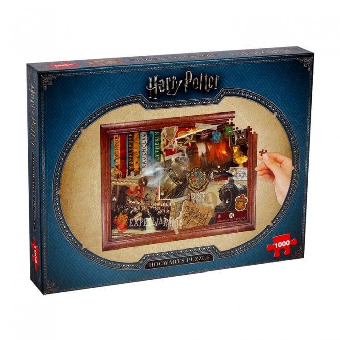 Harry Potter Hogwarts Jigsaw