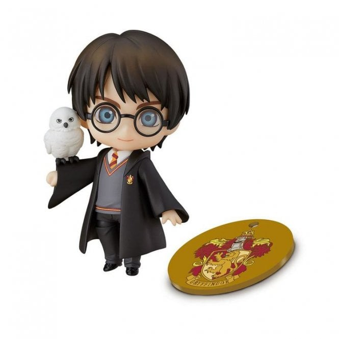 Harry Potter Nendoroid with Exclusive Base