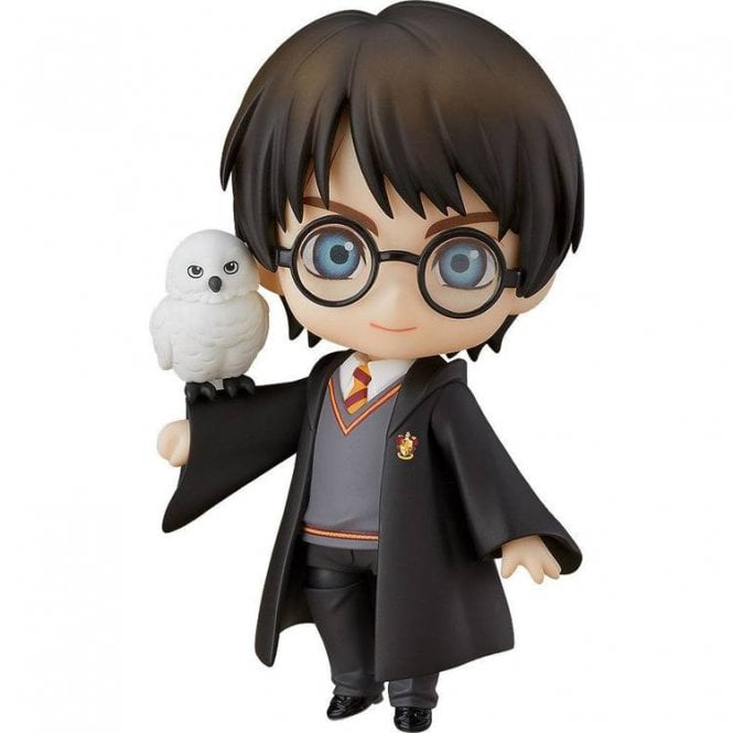 Harry Potter Nendoroid with Exclusive Gryffindor Red Base