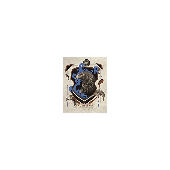 Harry Potter Ravenclaw Art Print