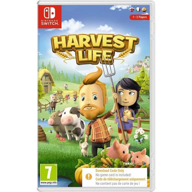 Harvest Life Switch