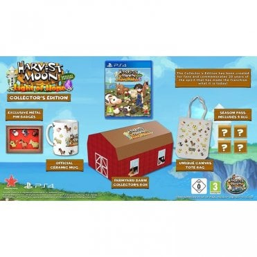 Harvest Moon PS4 Games