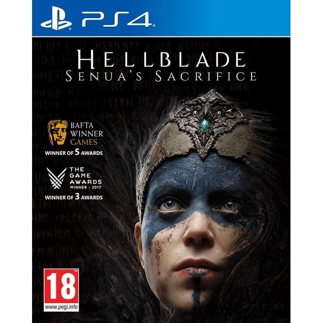 Hellblade Seniuas Sacrafice PS4
