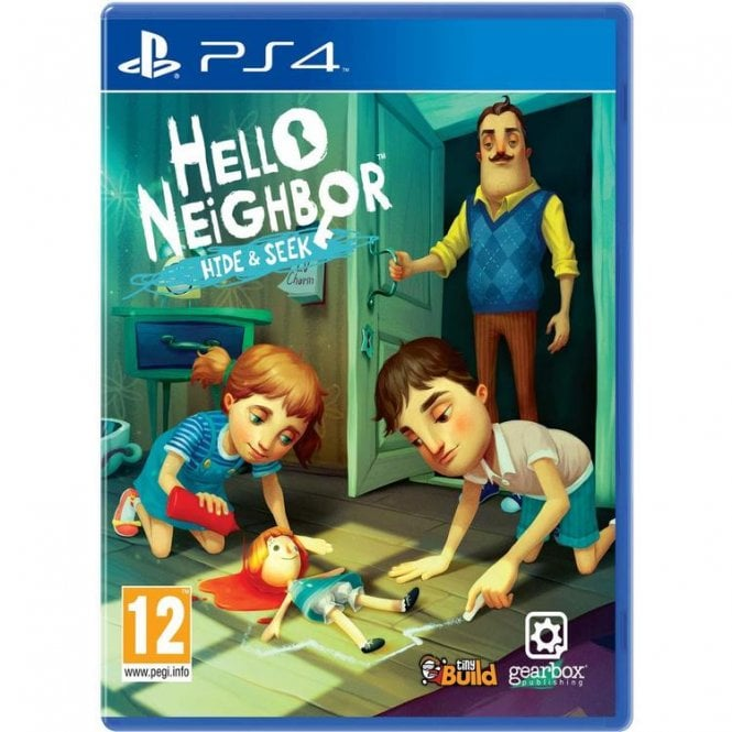 Hello Neighbor Hide & Seek PS4