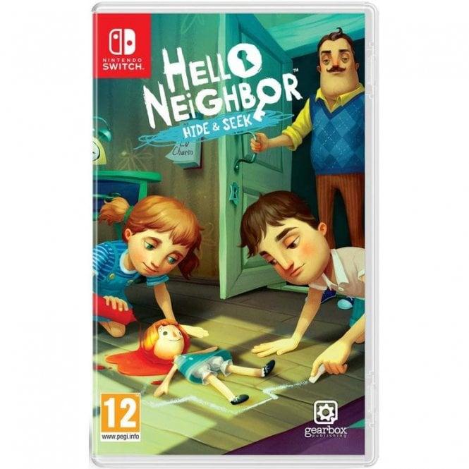 Hello Neighbor Hide & Seek Switch