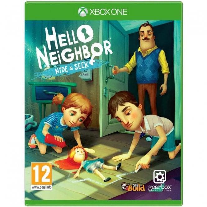 Hello Neighbor Hide & Seek Xbox