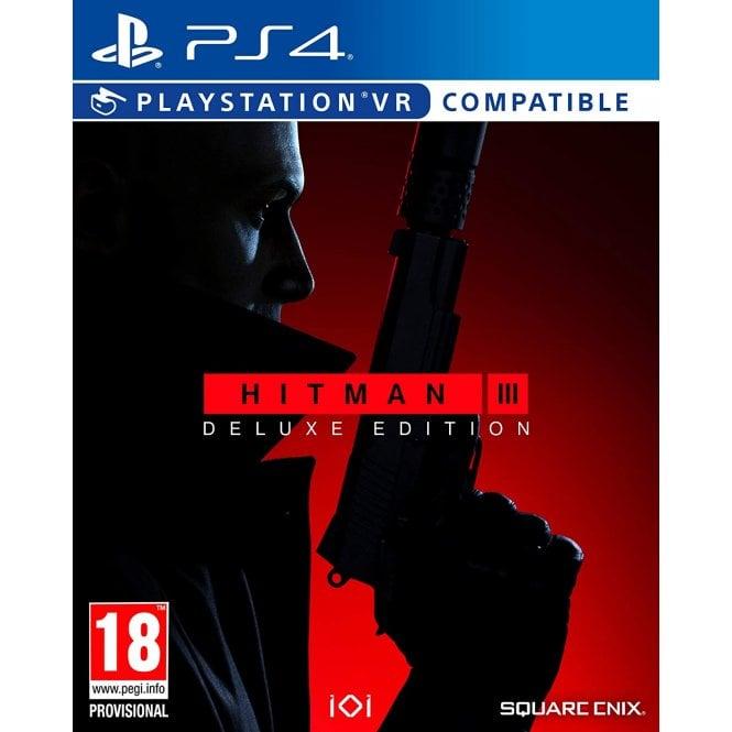 Hitman III Deluxe Edition PS4