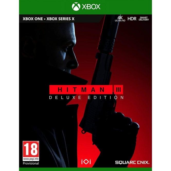 Hitman III Deluxe Edition Xbox