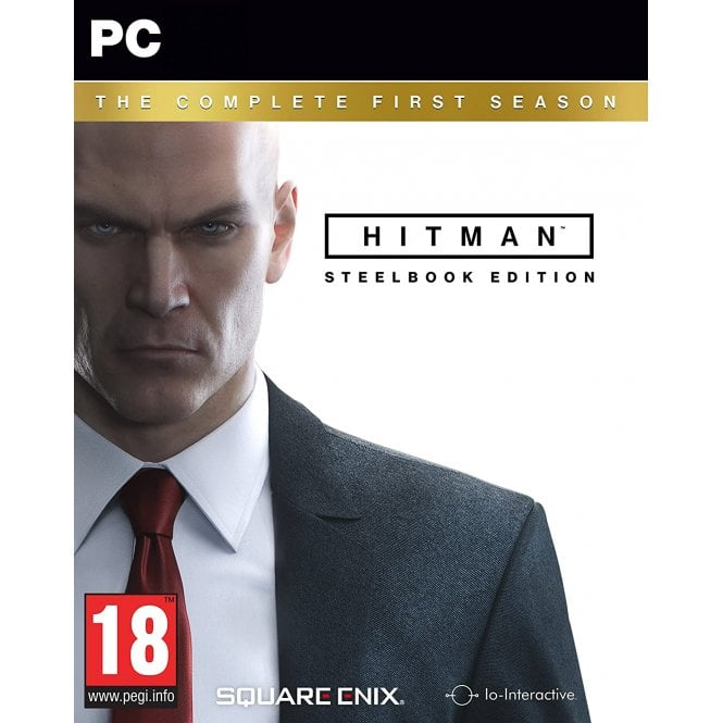 Hitman The Complete First Season Standard Edition PC