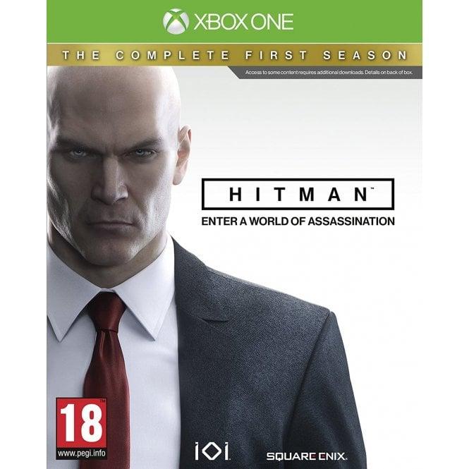 Hitman The Complete First Season Standard Edition Xbox
