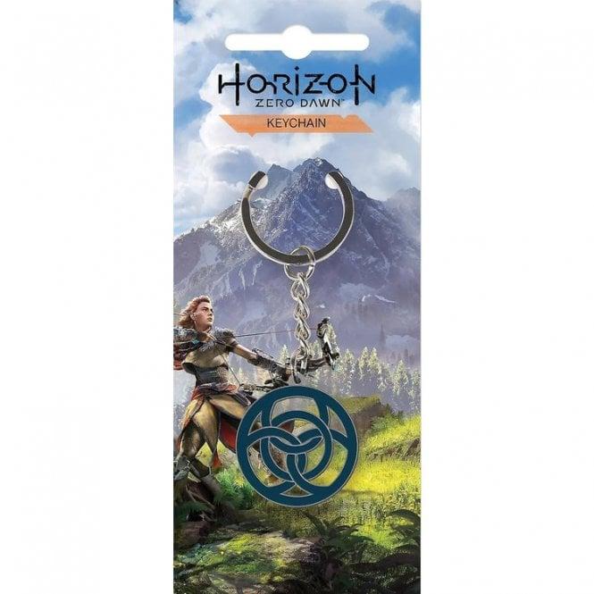 Horizon Zero Dawn Clan Keyring