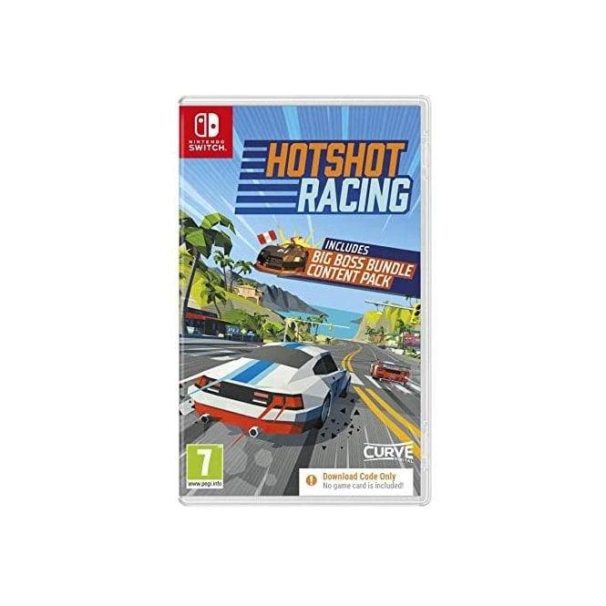 Hotshot Racing Code in a Box Switch