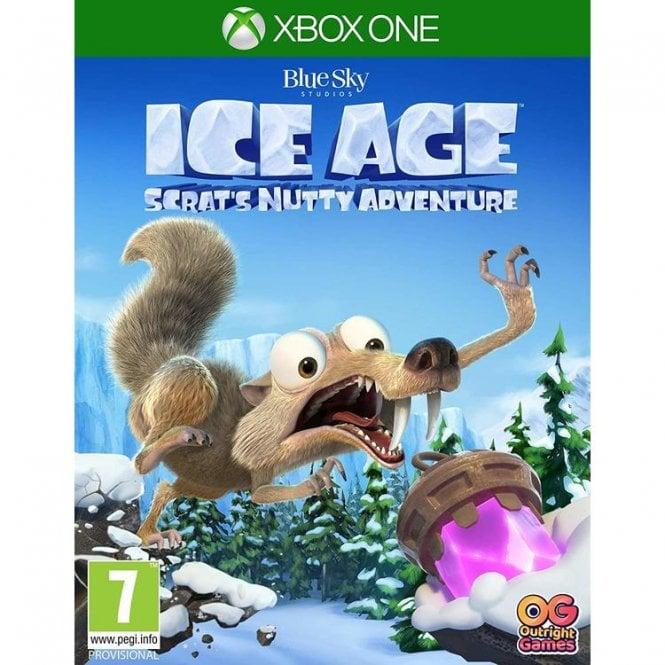 Ice Age Scrat's Nutty Adventure Xbox