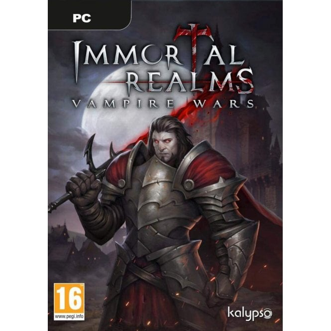 Immortal Realms Vampire Wars PC