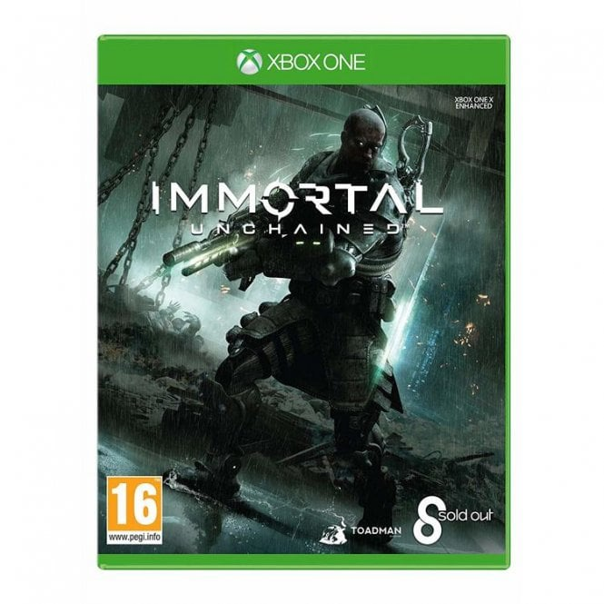 Immortal Unchained Xbox
