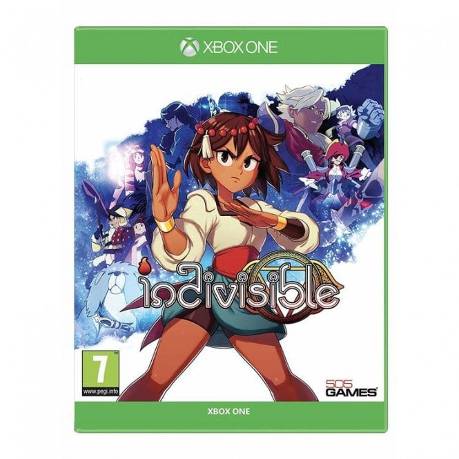 Indivisible Xbox