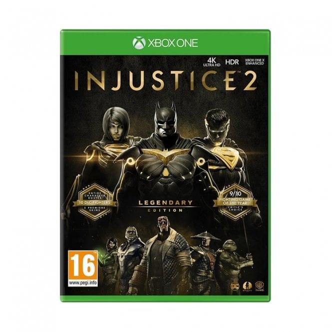 Injustice 2 Legendary Edition Xbox