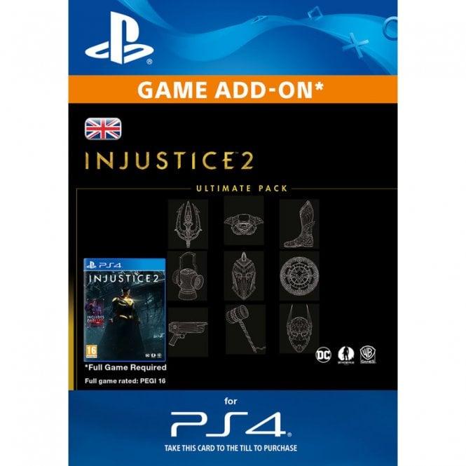 Injustice 2 Ultimate Pack