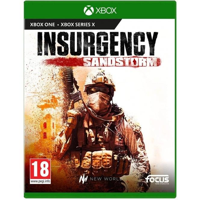 Insurgency Sandstorm Xbox