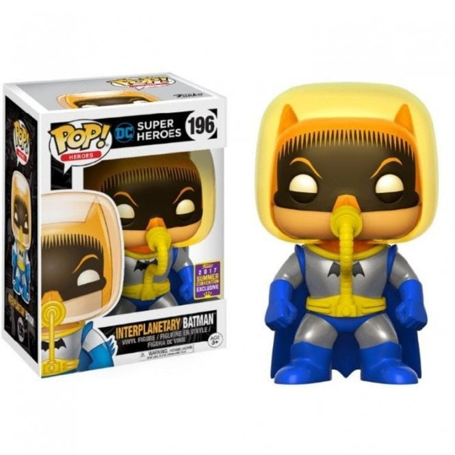 Interplanetary Batman Exclusive POP! Vinyl