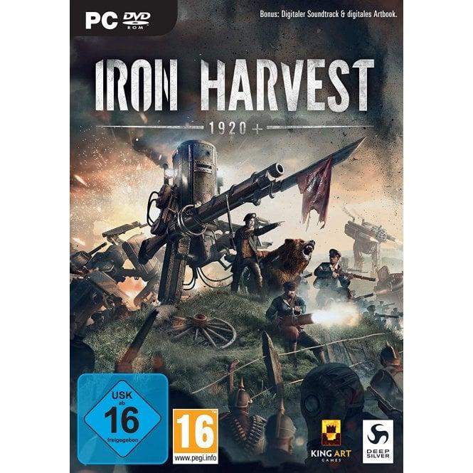 Iron Harvest Collectors Edition PC