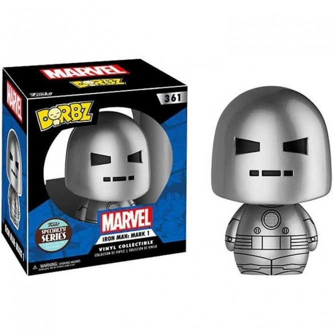 Iron Man Mark 01 Speciality Series Dorbz