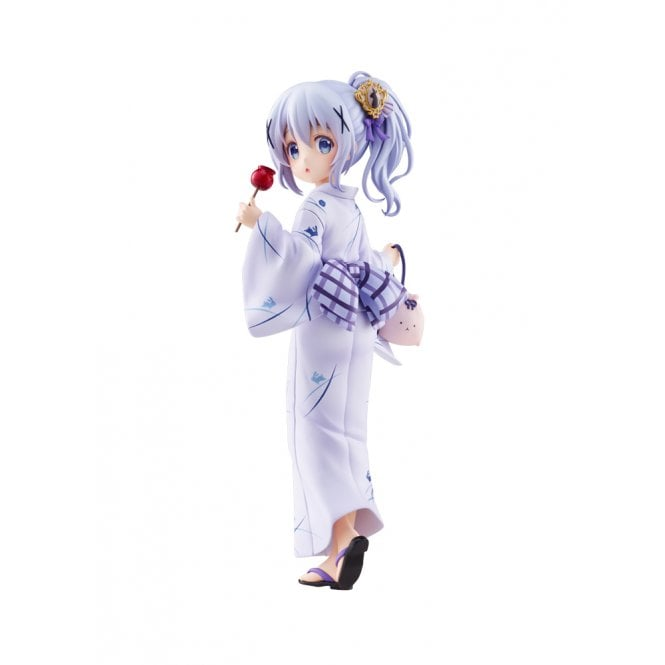 Is the Order a Rabbt?? BLOOM 1/7 Scale Chino Summer Festival