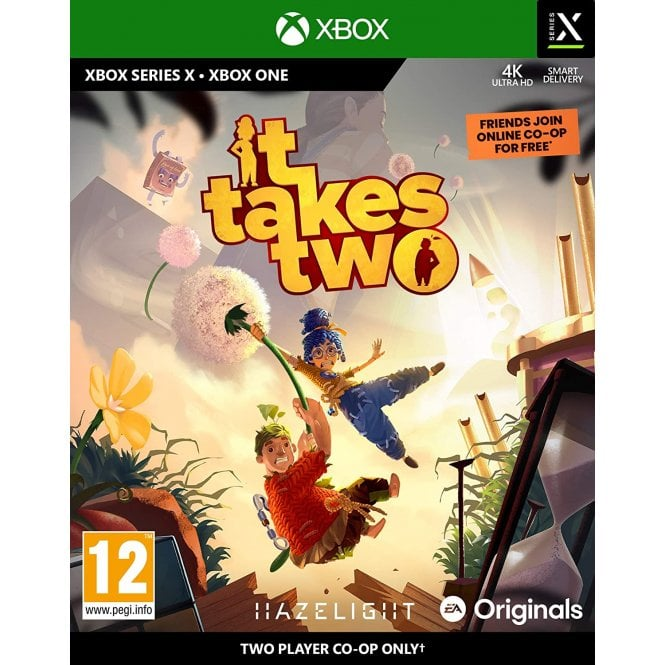 It Takes Two Xbox