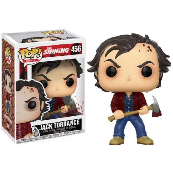 Jack Torrance POP! Vinyl with Chase
