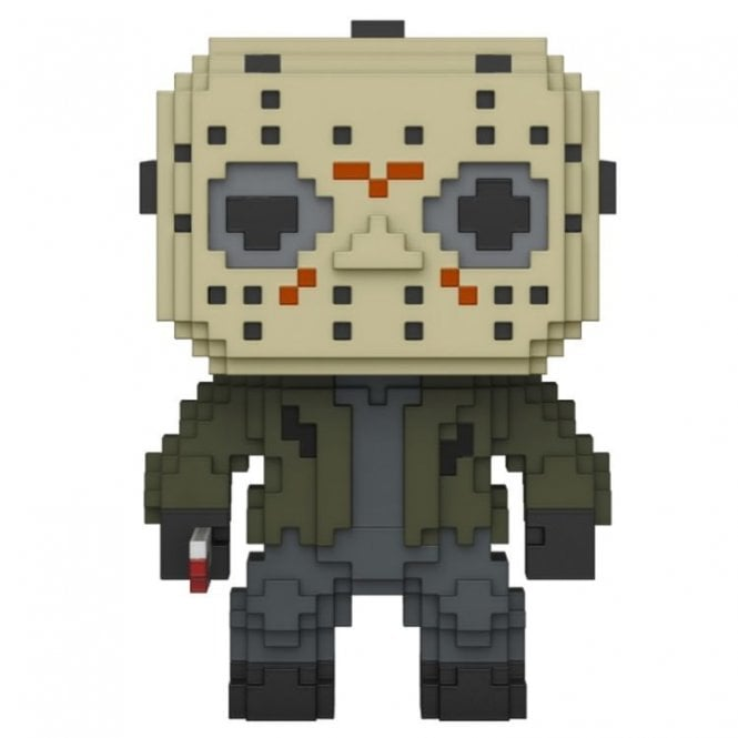 Jason Vorhees 8-Bit POP! Vinyl