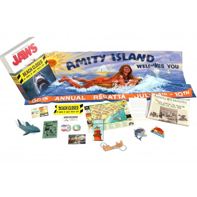 Jaws Amity Island Summer of '75 Kit