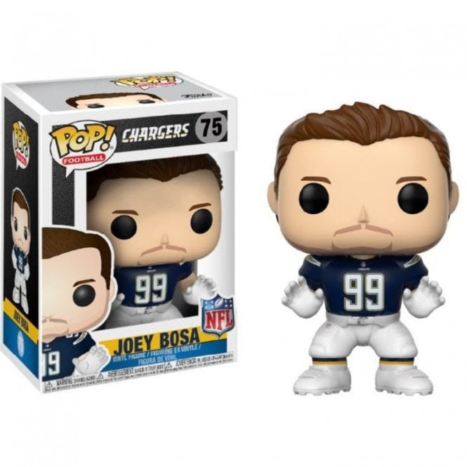 Joey Bosa L.A. Chargers Home POP! Vinyl