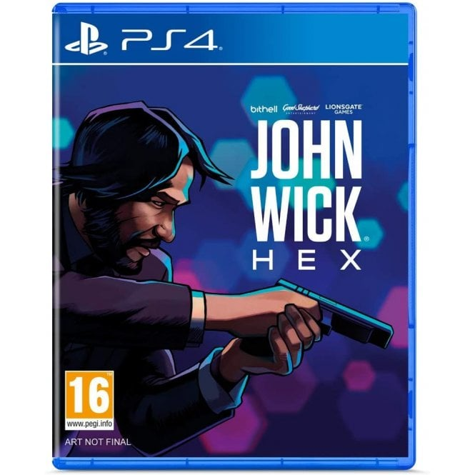 John Wick Hex PS4