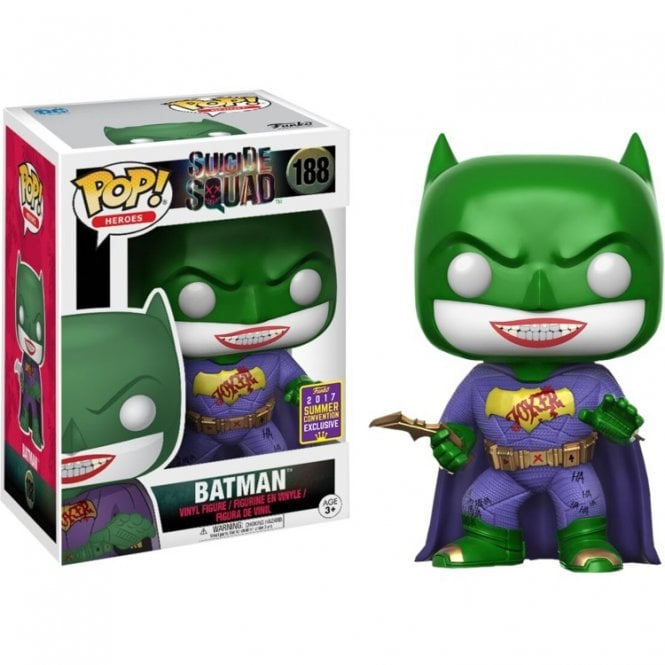 Joker/Batman Exclusive POP! Vinyl