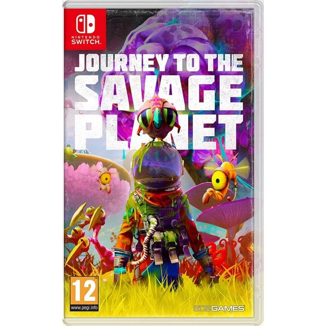 Journey to the Savage Planet Switch