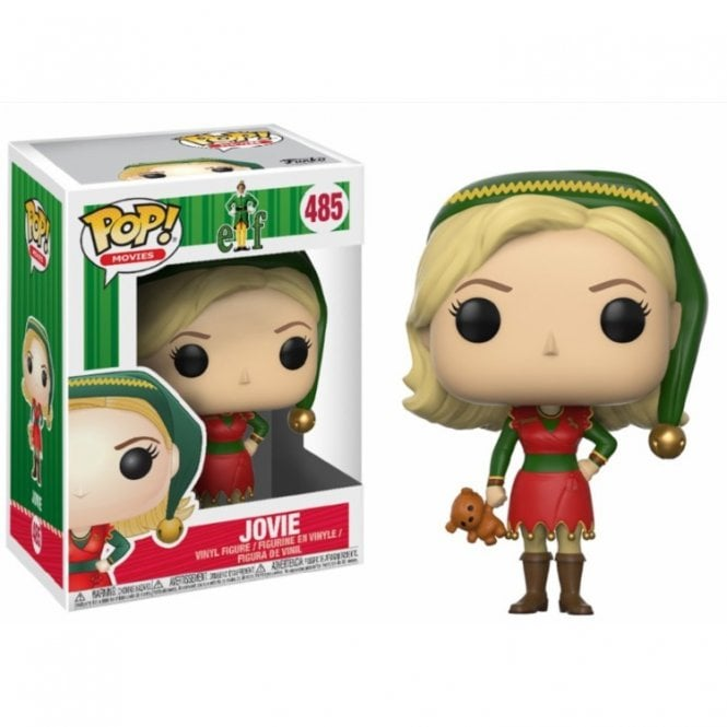 Jovie in Elf Outfit Pop! Vinyl
