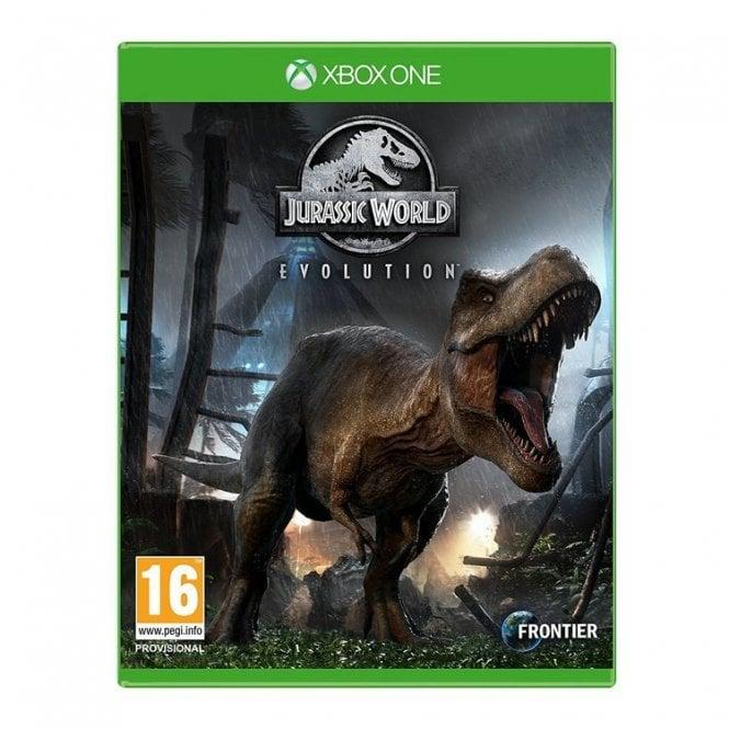 Jurassic World Evolution Xbox